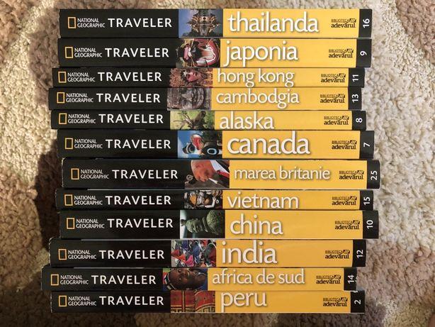 Ghiduri Național Geographic Traveler diferite tari