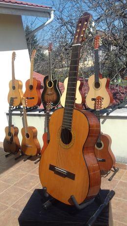 chitara acustica clasica model 3/4 4/4 acordata sunet deosebit