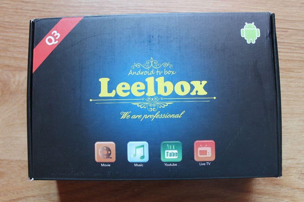 Smartbox Leelbox Q3 Android TV Box FullHD Wifi