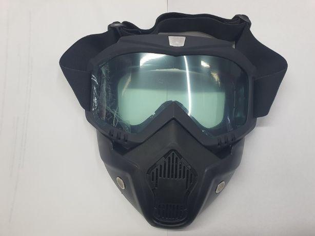 Очки-маска, для мотоцикла