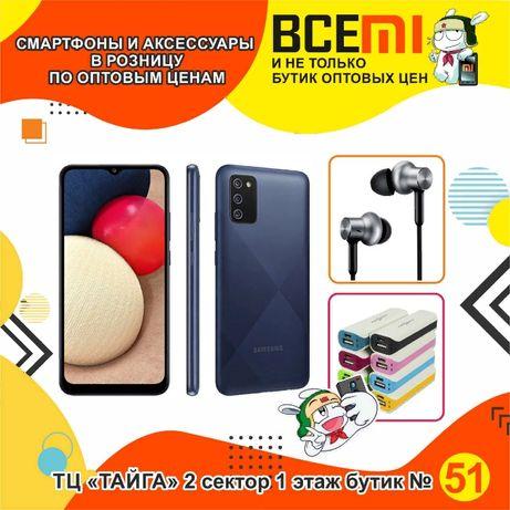ВСЕMi Samsung Galaxy A02s 3/32 (ТЦ ТАЙГА, 2 крыльцо, 1-этаж, 51 бутик)