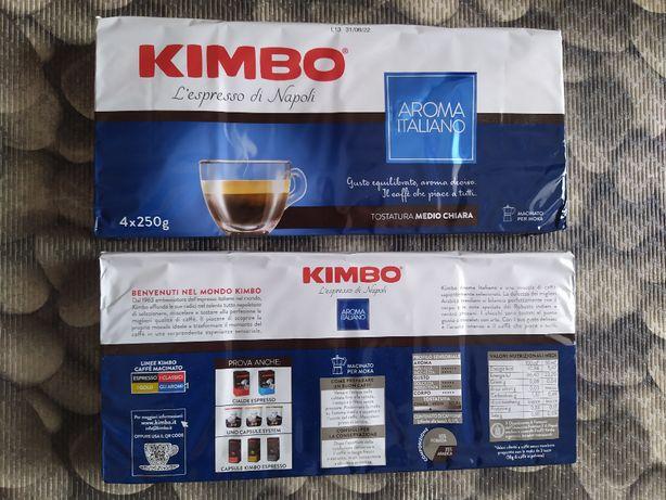 Cafea Italia kimbo macinata