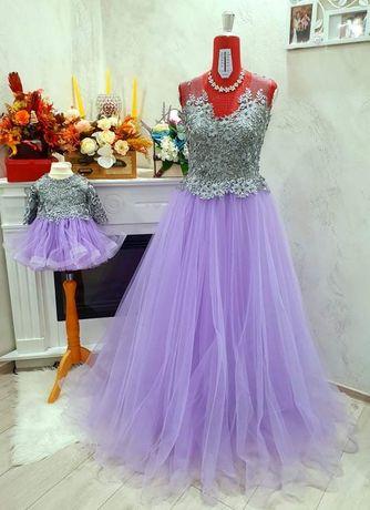 Set rochii mama-fiica