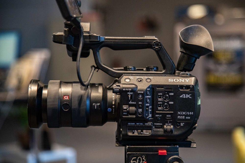 Filmare profesionala Full HD/4K pentru evenimentele Dumneavoastra Sibiu - imagine 1