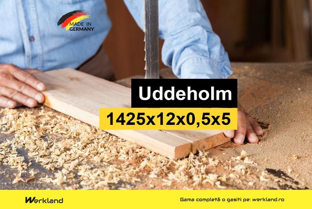 Panza panglica banzic tamplarie Uddeholm 1425x12x0,5x4|Made in Germany