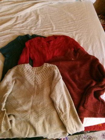 Плетени блузи всички за 10лв