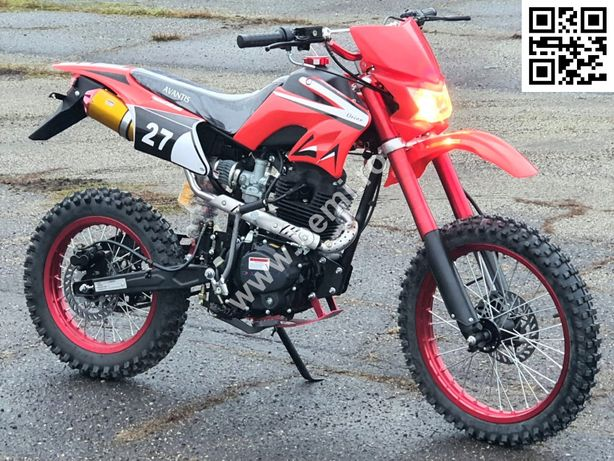 Moto Cross Bemi 200 Orion 5 Speed Off-Road 999 euro