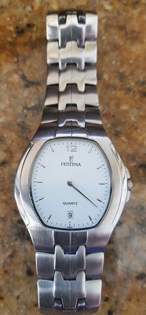 Vand ceas de mana extraplat,unisex Festina Quartz