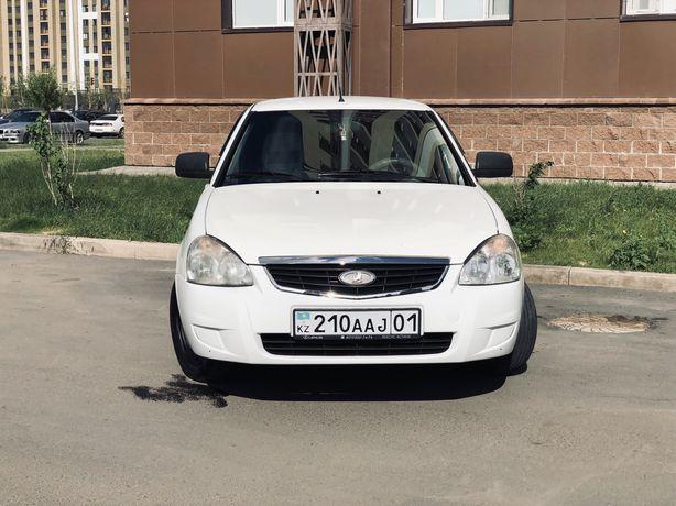 Автомобиль приора 1