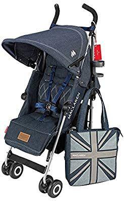 Детска количка Mclaren Quest Denim/ Макларан куест индиго