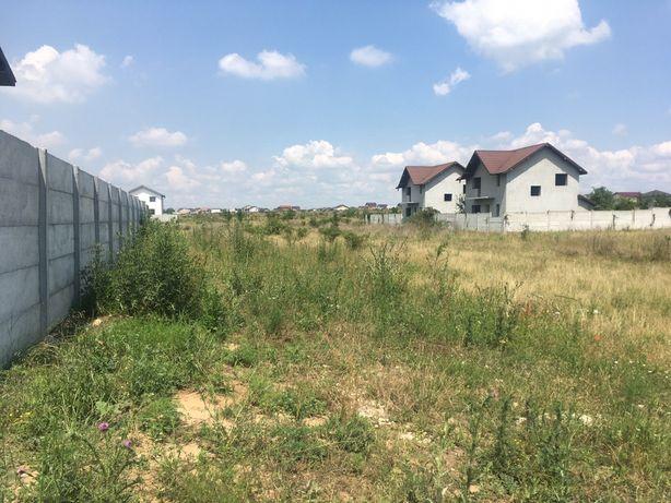 Vânzare teren oras Pantelimon