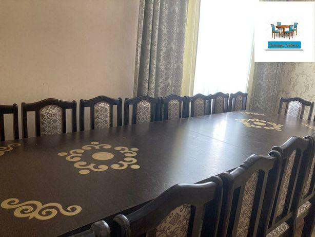 Столы и стулья  по всему Казахстану
