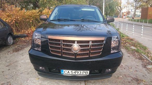 ПОРЪЧКОВ Джип - Cadillac Escalade