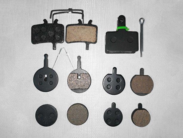 Велосипедные тормозные колодки тормоза Avid BB5, BB7 и другие