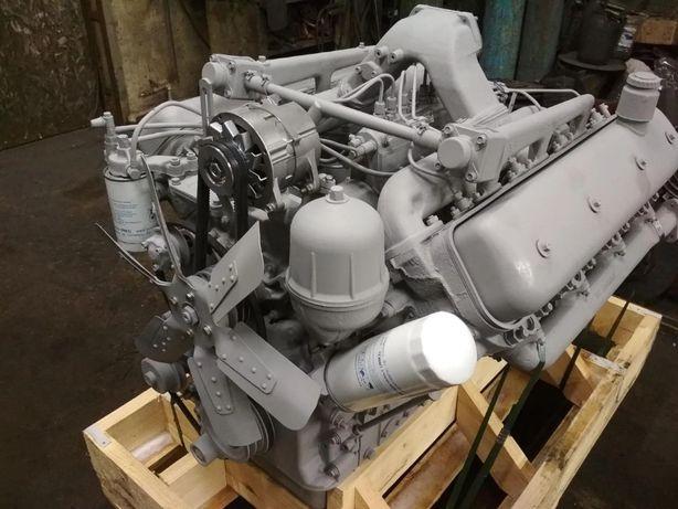 Ремонт двигателей ЯМЗ-238/240