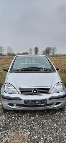 Vand Mercedes A Class