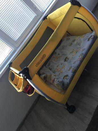 Детско легло