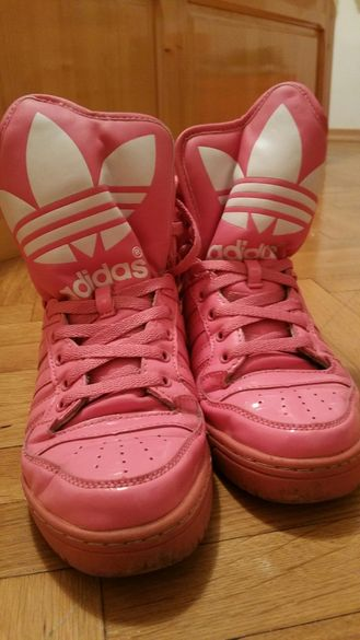 маратонки Adidas by Jeremy Scott
