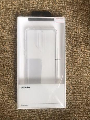 Чехол для Nokia 5.1