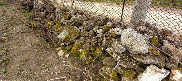 Камък за шахти пълнеж