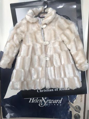 Палто за момиченце