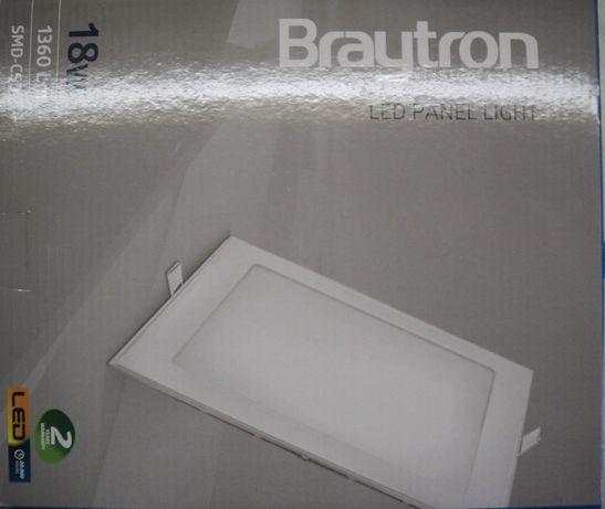 Panou (Aplica) LED Patrata Incastrabila 18W 4200K 1360LM 22,5 cm