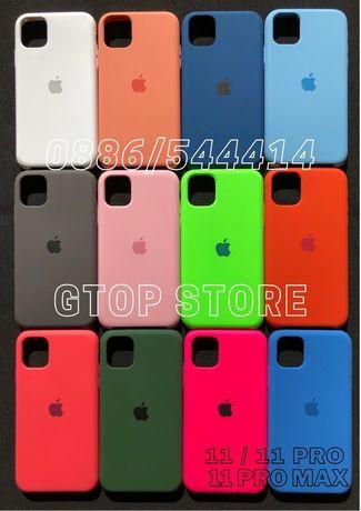 Силиконов кейс за iPhone 11 11 Pro 11 Pro Max XS Max Xr Xs X 12 Pro 12
