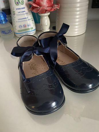 Vand pantofi NOI-piele , marimea 23