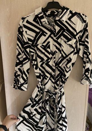 Camasa lunga tip rochie