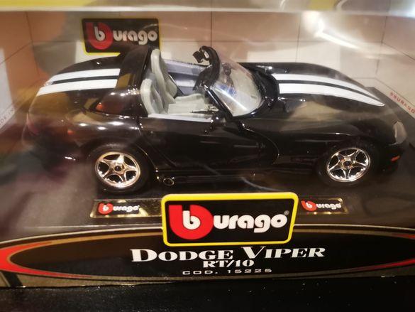 Додж вайпър колекционерски модел
