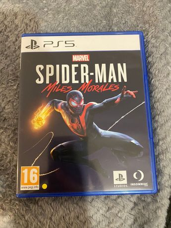 Joc spider-man Miles Morales ps5