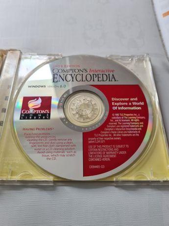 CD Compton's interactive Encyclopedia 1998