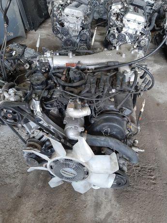 Контрактный двигатель Mitsubishi 3.5 Pajero Паджеро 6G74 с гарантией!