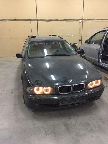 Продавам BMW e 39 на части !