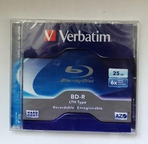 Диск за запис на филми/ Blu-ray Disc Verbatim BD-R Hard Coat 25GB 6