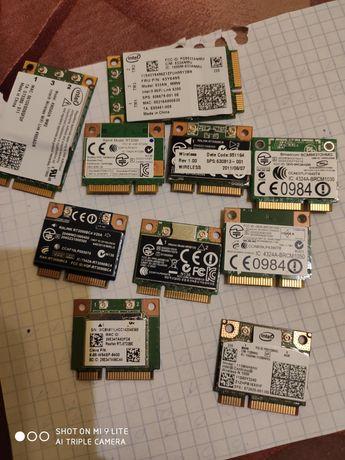 Plăcuțe de WIfi diferite modele Ralink,Atheros,Intel etc