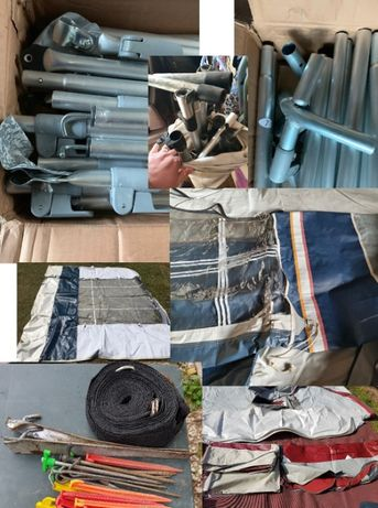 Резервни части за форселт - рейки, страници, тавани, цели конструкции