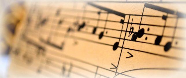 Teorie muzicală +pian