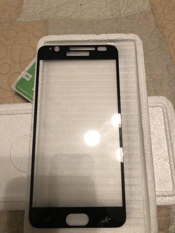Защитное  стекло Samsung Galaxy j3 j5 j7