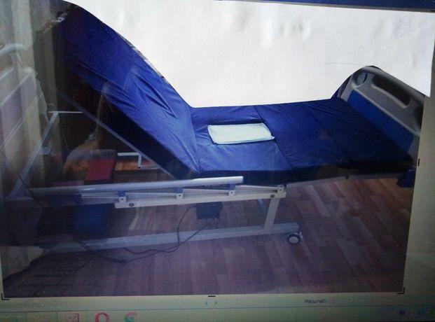 специальная кровать для больных.