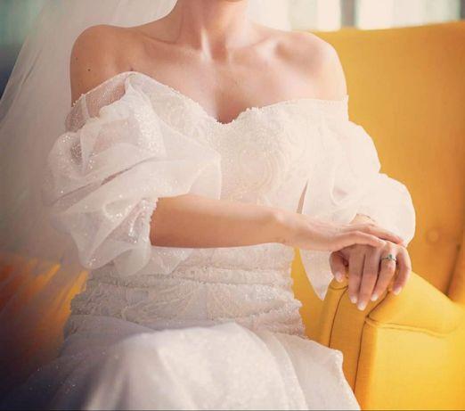 Rochie de mireasa, Model deosebit, facuta la comanda