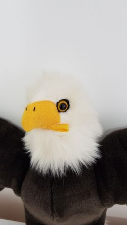 Vultur pleșuv din pluș