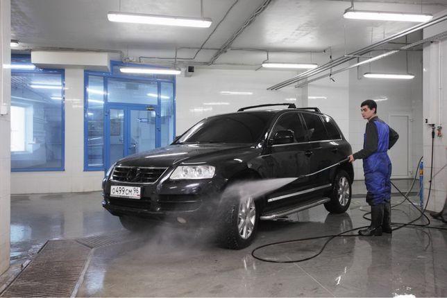 Автомойка по Московской