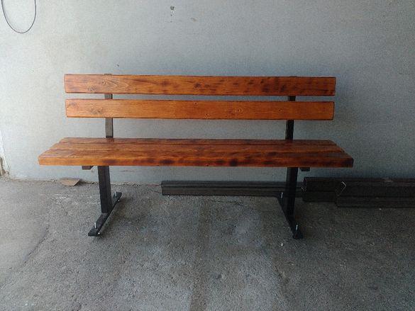Градинска пейка 150см