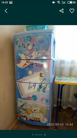 Комод детский на 4 ящика