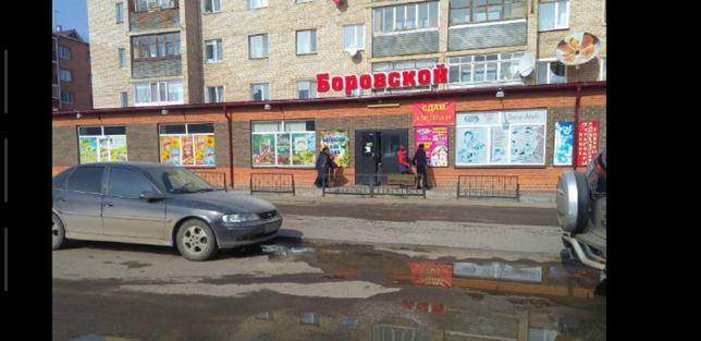 Сдам в Аренду торговую площадь в магазине Боровской