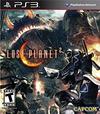 Joc PS3/Playstation 3 - Lost Planet 2