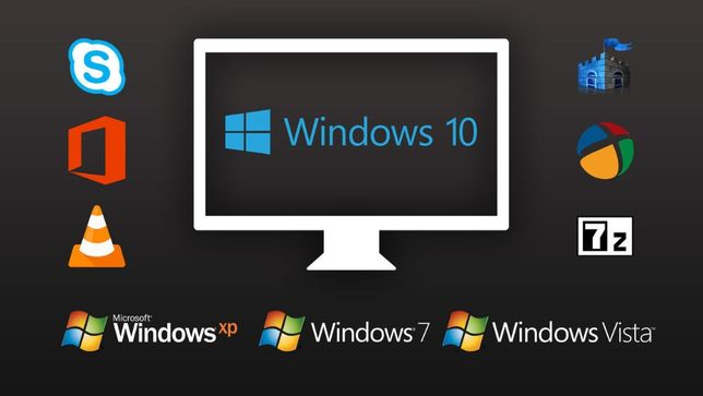 Мастер ПК/Ремонт/Установка Windows/Программист/Программы/Антивирус/