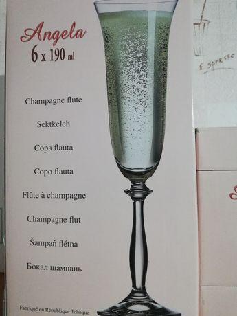 Фужеры для шампанского Анжела