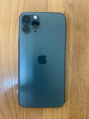 Продам iPhone 11 Pro Midnight Green 64gb